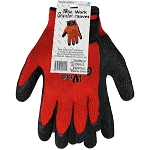 Global Glove 300RV Vice Gripster Rubber Palm Dipped Gloves