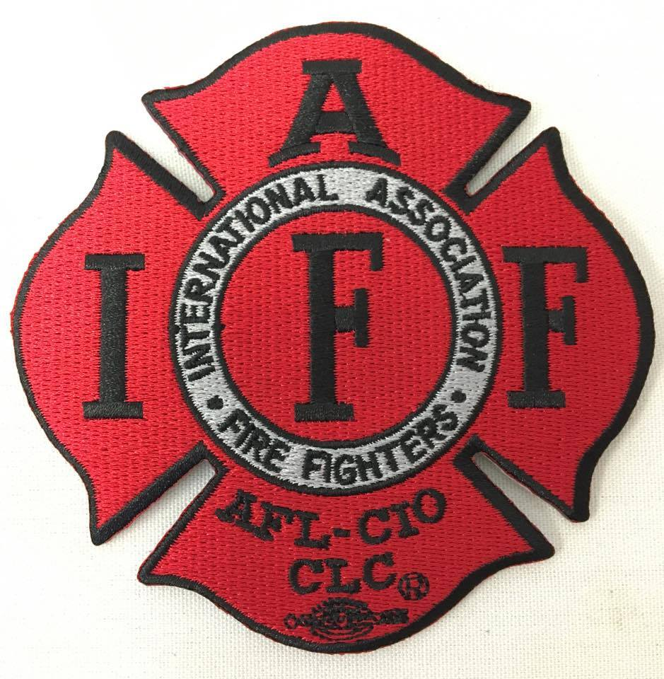 IAFF Patches