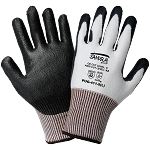 PUG-411 - Samurai Glove Cut Resistant PU Coated Gloves- Large