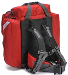 Medical Bag Medpac Bacpac in Red
