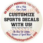 Custom Sports Banners and Decals