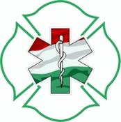Italian Firefighter-EMS Decal