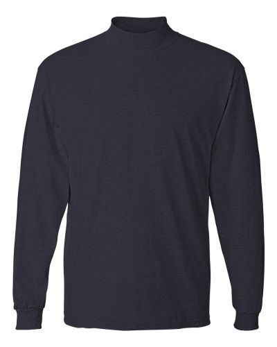 SUSAR - Anvil Extra-Heavyweight Long Sleeve Mock Turtleneck
