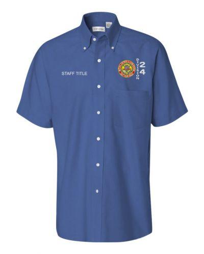 Oxford dress shirt short sleeve for Oxford vs dress shirt