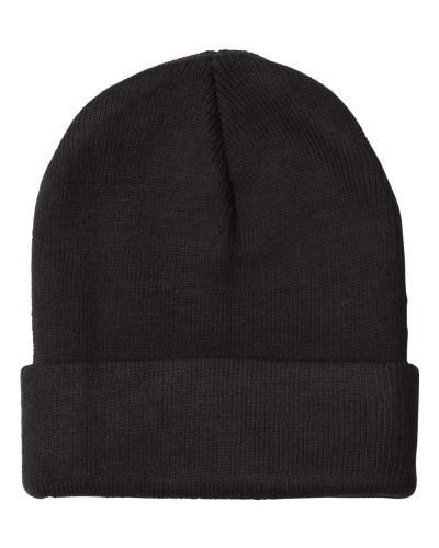 IL Peer Support Team - USA Made 12 inch Knit Beanie with Cuff