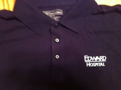 5-11 Polo Shirt<br>(Embroidered with Edward System Logo)<br><b>**Instructors Only**</b>