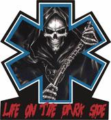 Reaper EMS Star of Life Decal
