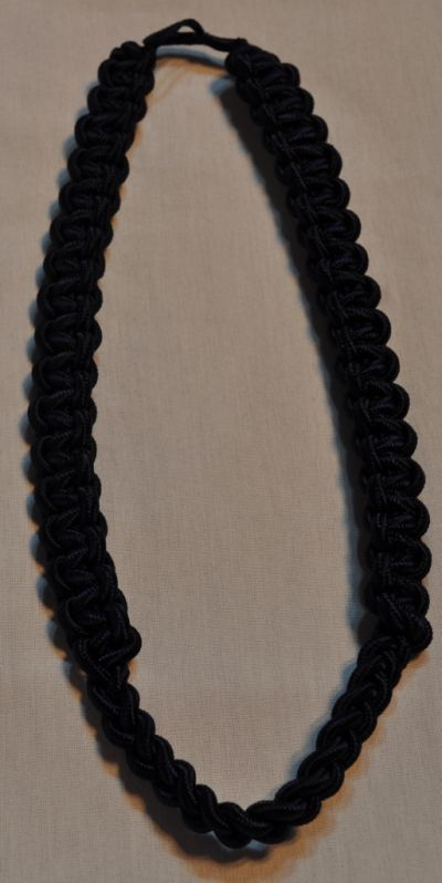Black Shoulder Cord