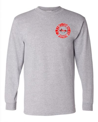 Elgin Local 439 - Bayside Union Made Long Sleeve T-Shirt