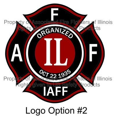 AFFI Red-Black-White Decal