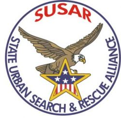 SUSAR Decal