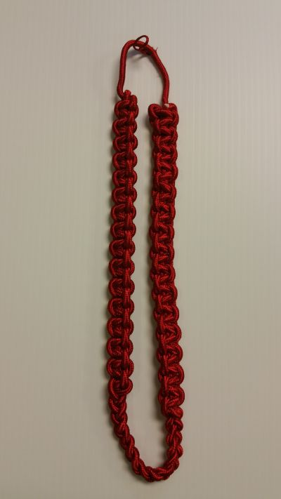 Red Shoulder Cord 14inch
