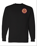 Elk Grove Village Firefighters Local 2340 - Bayside - USA-Made Crewneck Sweatshirt - 1102