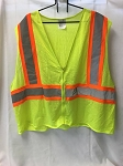 High Visibility Safety Vest Class 1 or 2 Size 2 XL