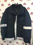 Anchor Uniform Insulated Jacket w/ 3M Scotchlite Reflective Material Size XL