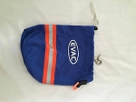 EVAC Rope Bag in Blue with Reflective Strip