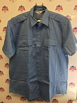 Short Sleeve Dress Shirt Lion Apparel Class B Size 2XL Tall