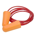 Silencio Red-E-Fit Molded Foam Corded Earplug
