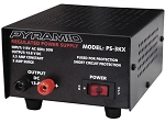 Pyramid PS-3KX 12-Volt Power Supply Fully Regulated, Low Ripple