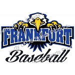 Frankfort Eagles Baseball Decal
