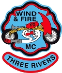 Wind and Fire Motorcycle Club Three Rivers Chapter
