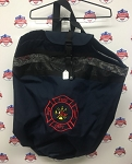 Oversized Fire Department Laundry Bag