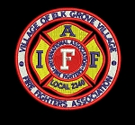 Elk Grove Village Firefighters Local 2340 - Decal