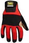 Ringers Red Rope Gloves