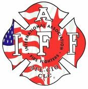 IAFF USA-Canada Decal