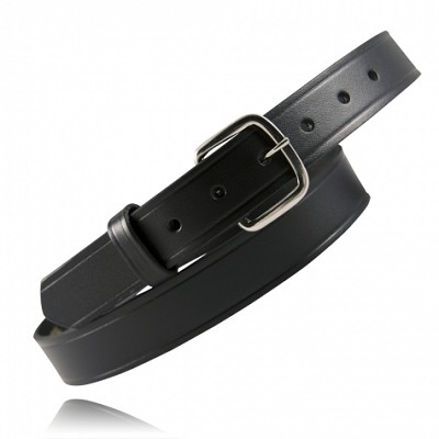 "Boston Leather 1 1/4"" Off Duty Belt (American Value Line) 6607 Size 38"