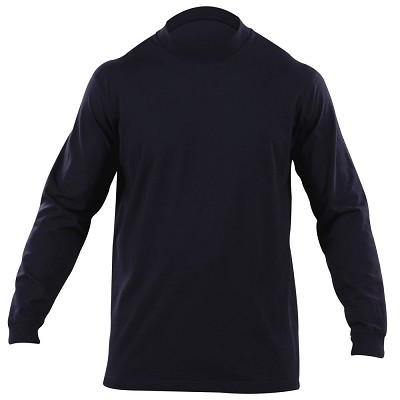5.11 Mock Turtle Neck in Navy Sizes XL and 2XL 72319