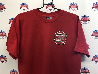 Frankfort Firefighters Local 4338 - Bayside Long Sleeve Shirt