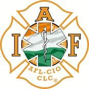 Irish IAFF-EMS Decal