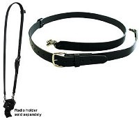 Firefighter's XL Radio Strap