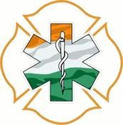 Irish Firefighter-EMS Decal