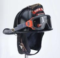 Phenix TL2 Traditional Leather Firefighting Helmet