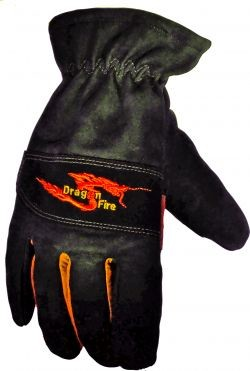 Dragon Fire ALPHA X Structural Fire Fighting Glove - Wristlet