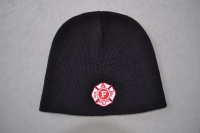 IAFF - USA Made 8.5 inch Knit Beanie