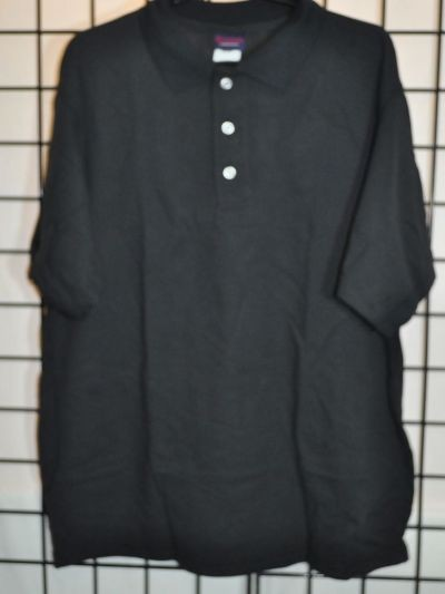 IAFF - National - Cotton Solid Sport Polo - Mens
