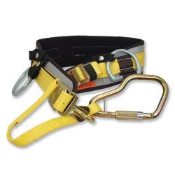 "PacMule Ultra Quick Release Escape Belt with 3"" side rings<br>Item #QN4107-FB"